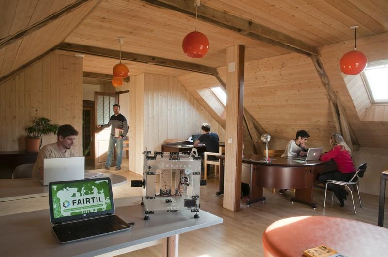 Fairtil - Espace de Co-Working