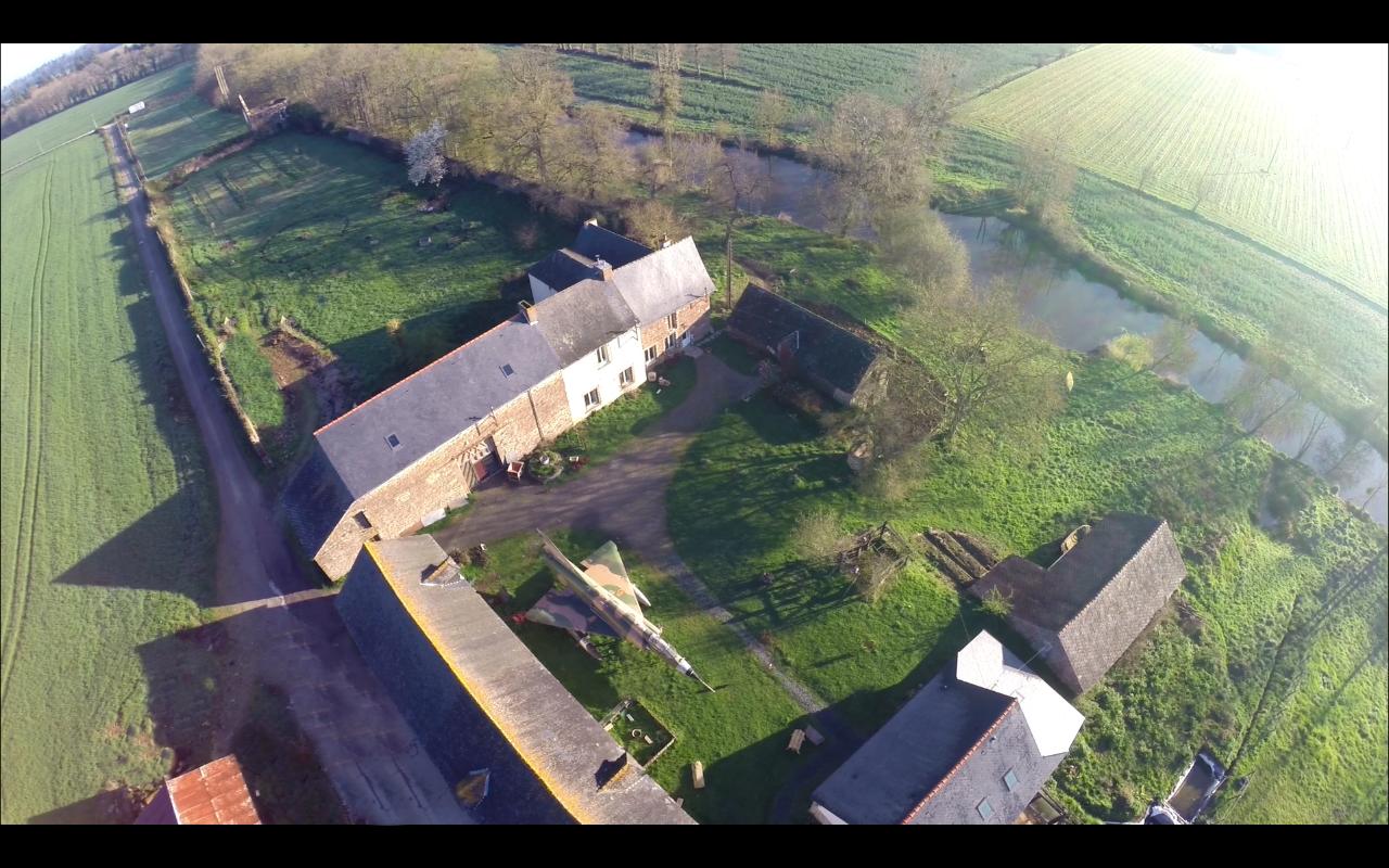 Fairtil vue de drone